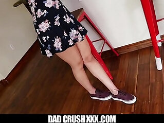 POV fun with her stepdaughter