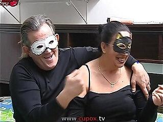 Italian couple casting