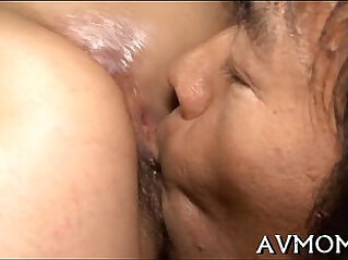 Whore mommy gets face fucked hardcore