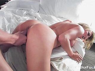 Samantha Loves Big Cock