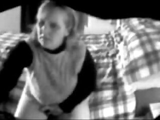 My kinky mom masturbates watching my porno. Hidden cam