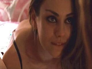 Natalie vs Mila naked and horny