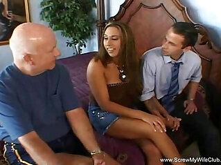 Big Tits Blonde Swinger