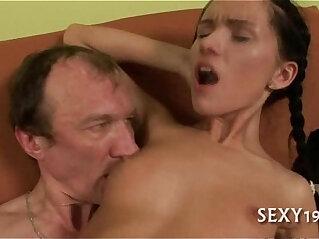 Hot riding with hot mature teacher