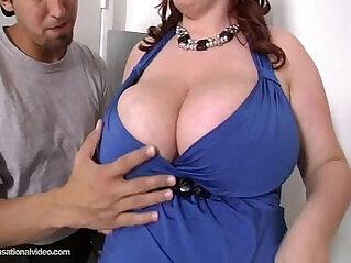 Sexy Redhead Reyna Mae Fucks Latin Handy Man