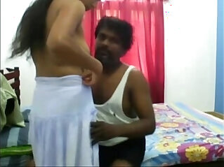 Sexy young Aunty and uncle at home