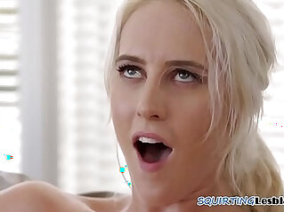 Squirting orgasms after oral pleasuring