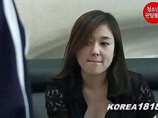 Korean Teen Home Alone