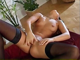 Mili Jay Masturbates