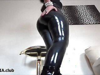 Best latex ass ever