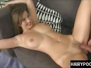 Gorgeous euro girl masturbates with huge natural tits gets rammed