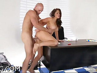 Teen likes to be drilled