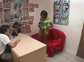 Young Black Porn star Interview