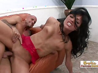 Horny Pussy Destroyed By A Monster black Cock