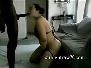 Big ass amateur cheating wife gets pussy rammed down by big black big cock