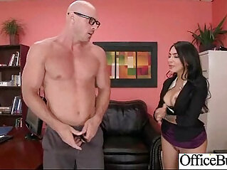Lovely black beauty Girl lela star With Tits Banged by big Hard doggy Style In Office movie 21