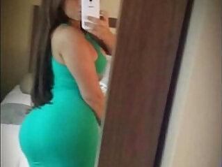 Beautiful big ass latina maid busty ana