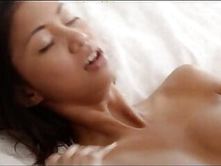 Exotic korean making love with lover