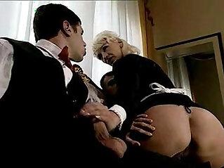 Teresa Visconti Italian mature maid fucked