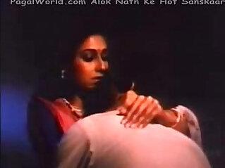 Alok Nath Indian Sexy Hot Scene Kamagni