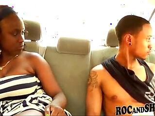 Ebony fuck trip HD
