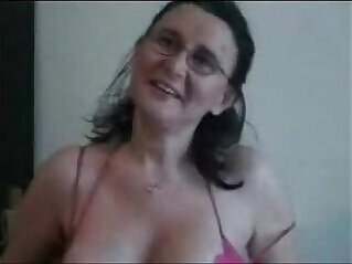 Hot mature italian slut loves to be masturbate. Real party amateur