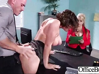 Horny horny Girl krissy lynn With Tits Get Sex In Office clip 21