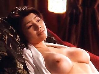 Boob Nipple Piercing Scene Jin Ping Mei movie