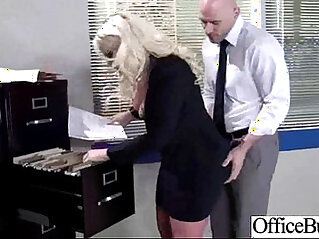 Busty Girl julie cash Hard Style Nailed In Office vid