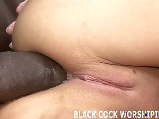 ready for my first big black cock