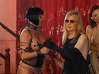 Chantal orris does violence to andrea dipre