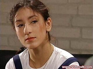 Turkist Cute petite Teen first Anal