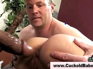 Cuckold bride fucks black huge cock