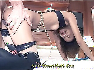 Eager Three Hole Willing Thai Girl
