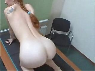 milena lisicina russian redhead loves anal