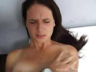 Czech Big Tits brunette TEEN Casting